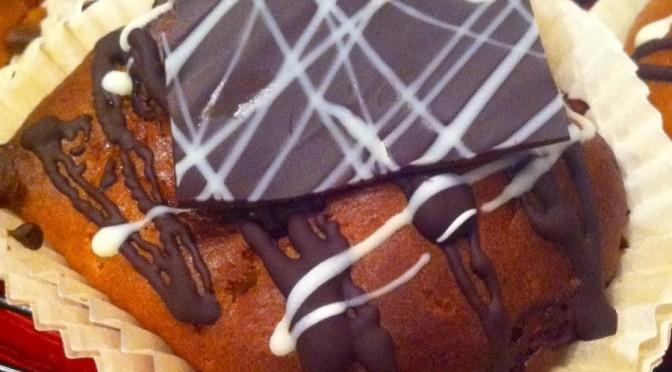 Himbeermuffins mit Topfen (Quark)