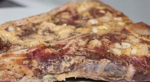 T Bone Steak mit Senf-Knoblauch Marinade
