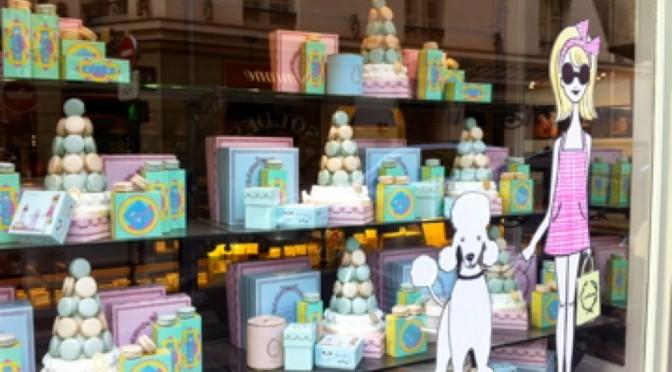 Macarons, Paris 2013
